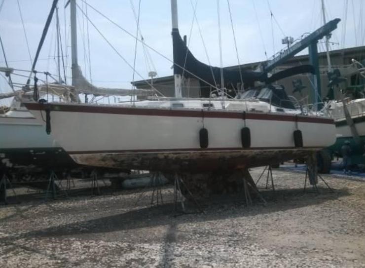 Southeast Sailing Yachts-1983 Hunter 34