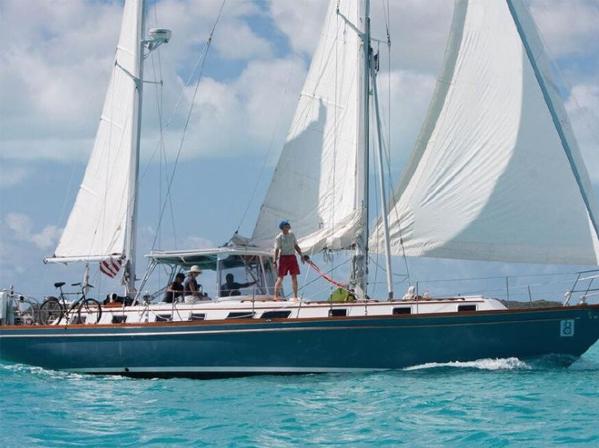 1977 Gulfstar 50-Southeast Sailing Yachts