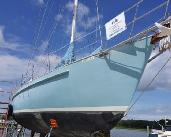 SESY-1993 46′ Custom Chuck Paine Cutter
